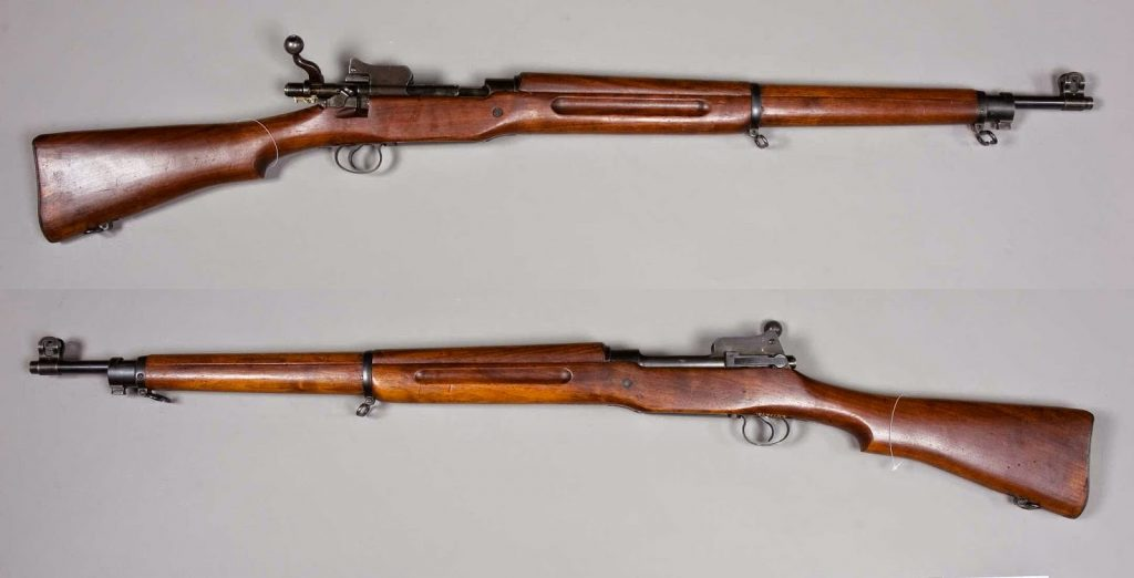 rifles caza